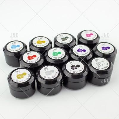 Gel Paints - Caixa com 12 cores   Ref.862237