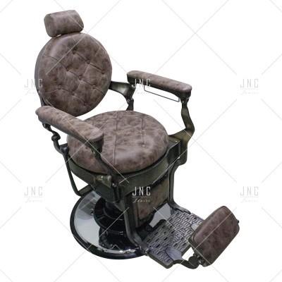 Cadeira de Barbeiro - Castanho I | Ref.SPB010