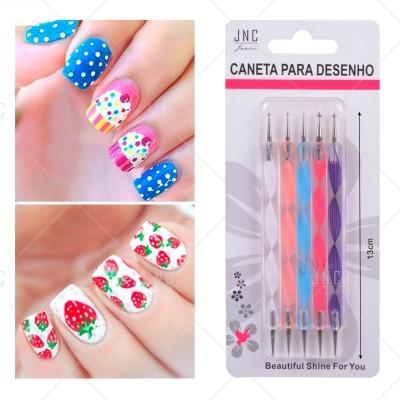 Kit com 5 Nails Pen | Ref.860061