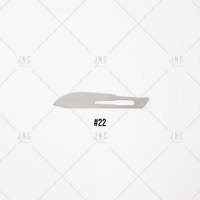 Lâmina #22 para Faca Cirúrgica | LFC22
