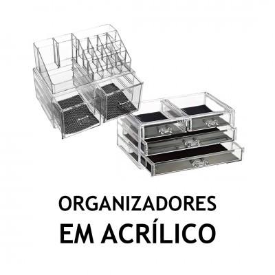 Organizadores em Acrílico