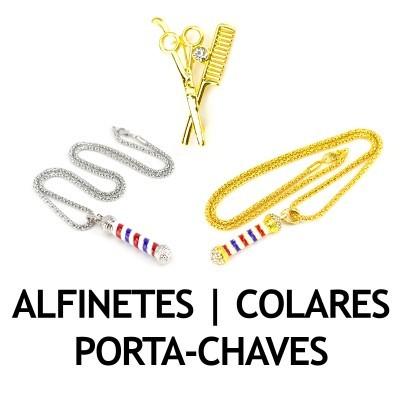 Alfinetes | Colares | Porta-Chaves
