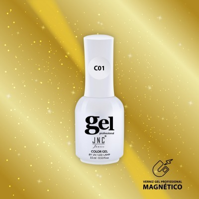 Verniz Gel Cat Eye C01