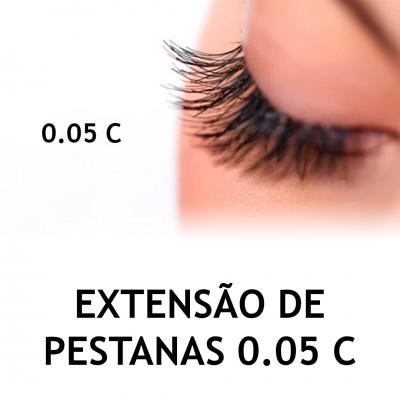 0.05 C