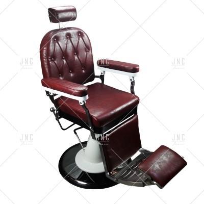 Cadeira de Barbeiro - Vermelho | Ref.SPB008