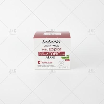Creme Facial Atopic Skin Aloe | Ref.021333