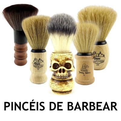 Pincéis de Barbear
