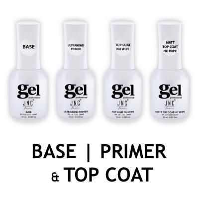 Base | Top Coat | Primer
