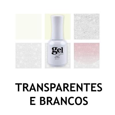 Transparentes e Brancos
