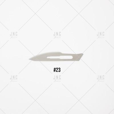 Lâmina #23 para Faca Cirúrgica | LFC23
