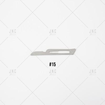 Lâmina #15 para Faca Cirúrgica | LFC15