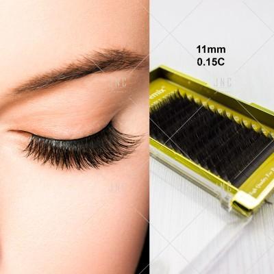 Extensão de Pestanas Eyemix | 0.15C - 11mm | Ref.861432