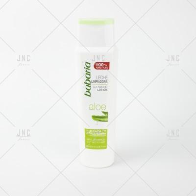 Leite de Limpeza Aloe | Ref. 025133