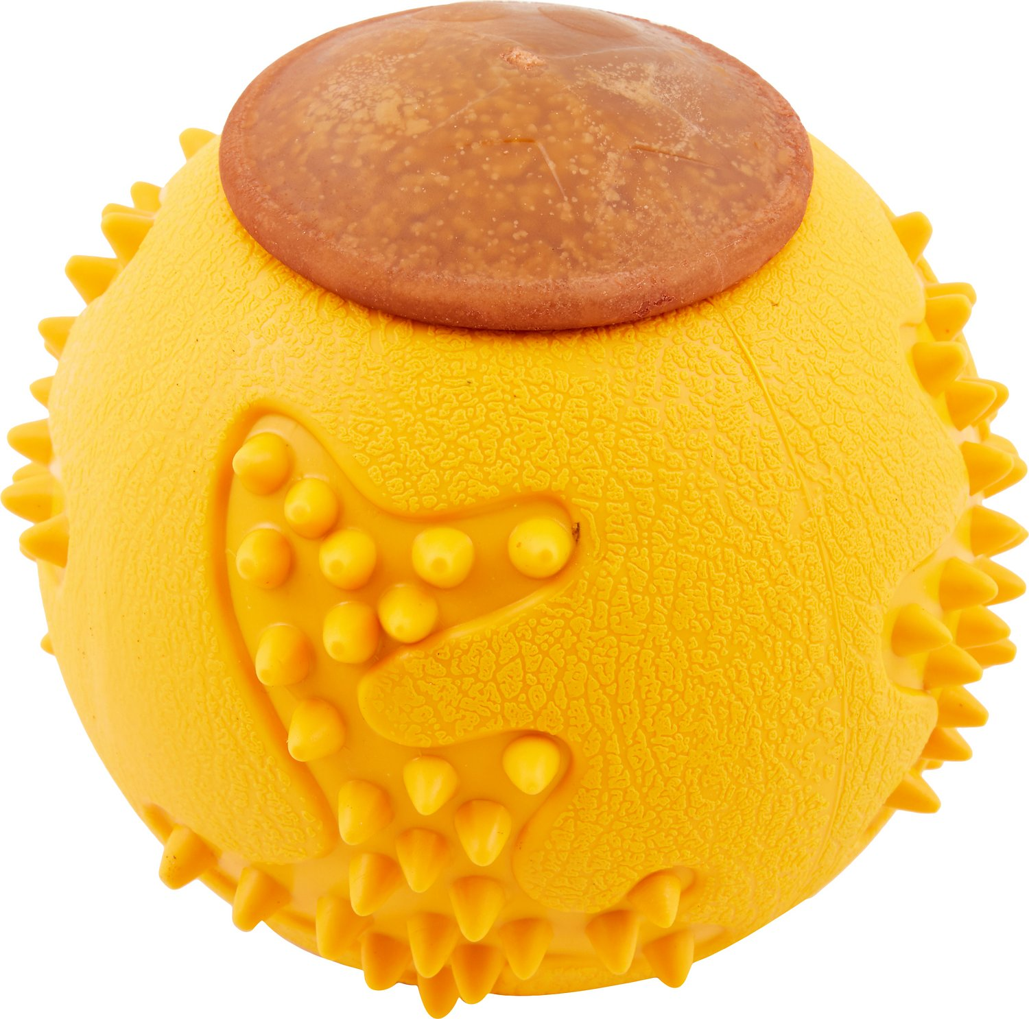 Starmark Rubbertuff Treat Ball