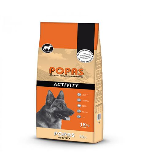 POPAS ACTIVITY 18kg