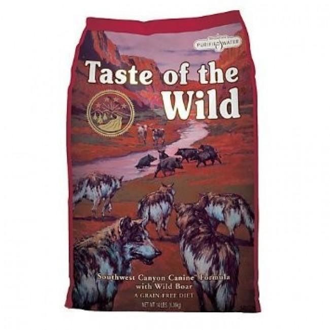 Taste of the Wild Dog Southwest Canyon ( Javali )