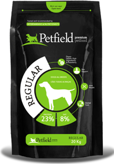 Petfield Premium Pet Food Regular