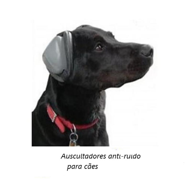 Auscultadores anti-ruído para cães CYNO PROTECT