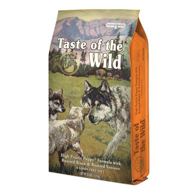 Taste of the Wild High Prairie Puppy ( Bisonte )