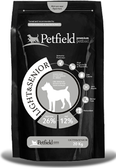 Petfield Premium Pet Food Light & Senior