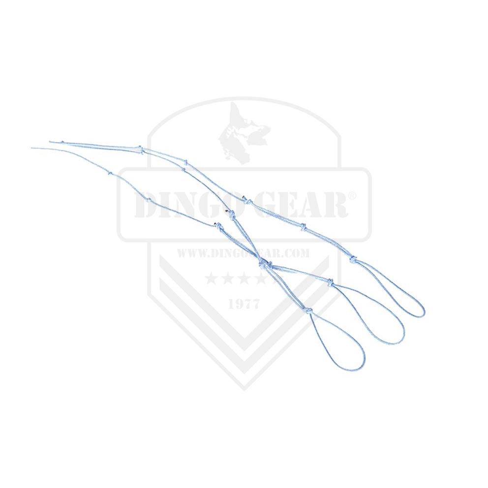 Cordas de substituição para chicote de treino DINGO GEAR