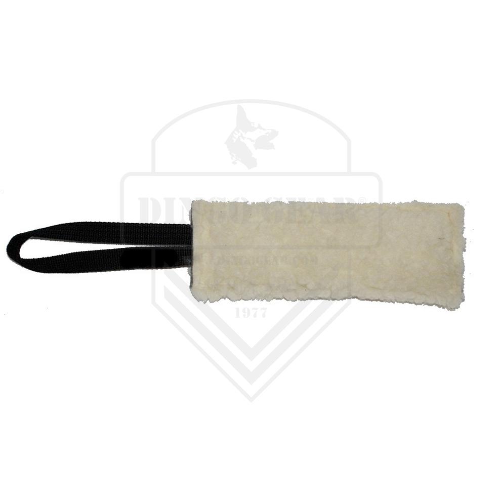 Mordedor de Lã de Ovelha com pega DINGO GEAR