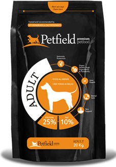 Petfield Premium Pet Food Adult