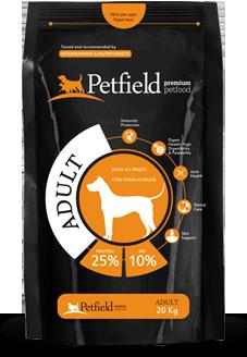 Petfield Premium Pet Food Adult