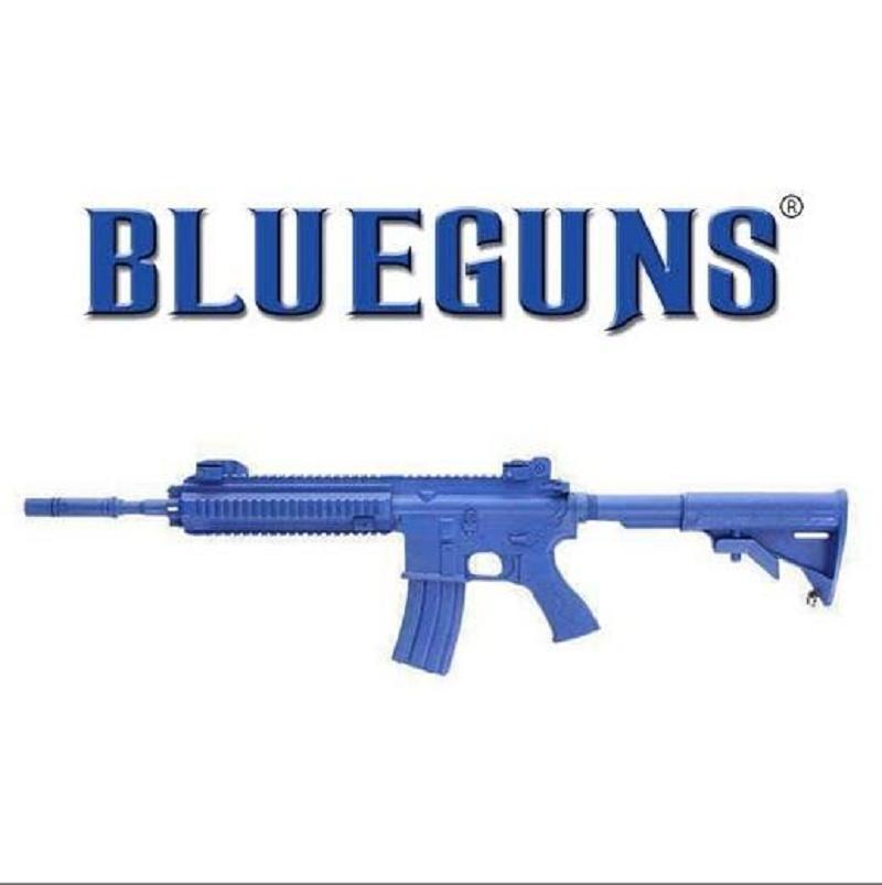 Espingarda de treino versão longa HK - BLUEGUNS