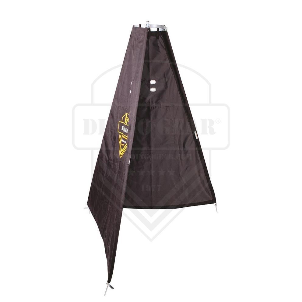 Tenda Esconderijo 3 pernas para treino DINGO GEAR