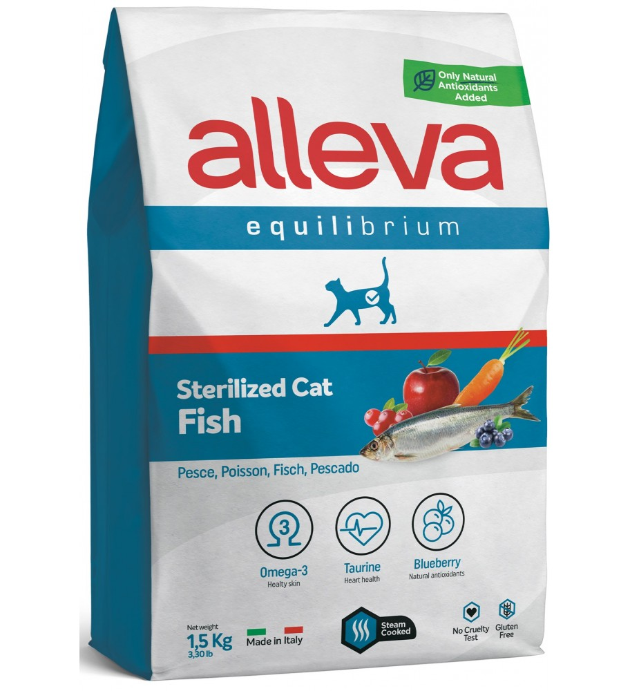 Equilibrium Peixe Adult Sterilized