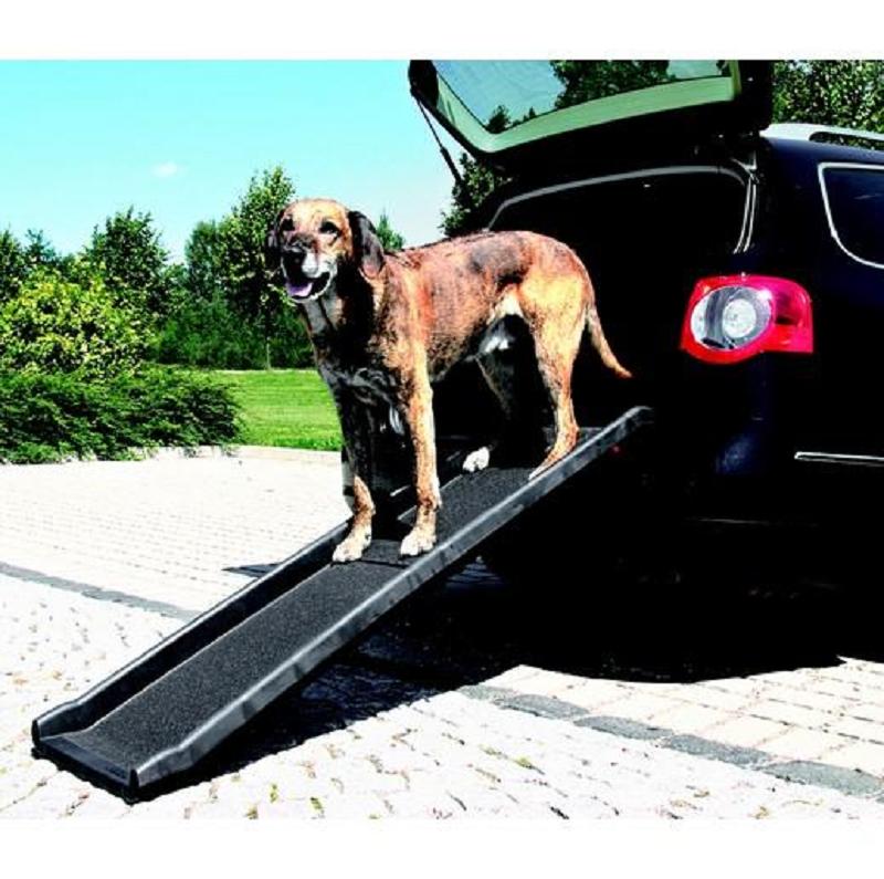 Rampa dobrável para cães