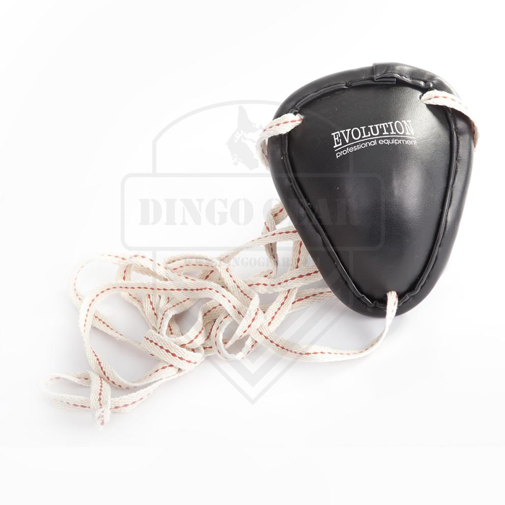 Protecçã de virilha em metal Evolutivo - suspensório DINGO GEAR