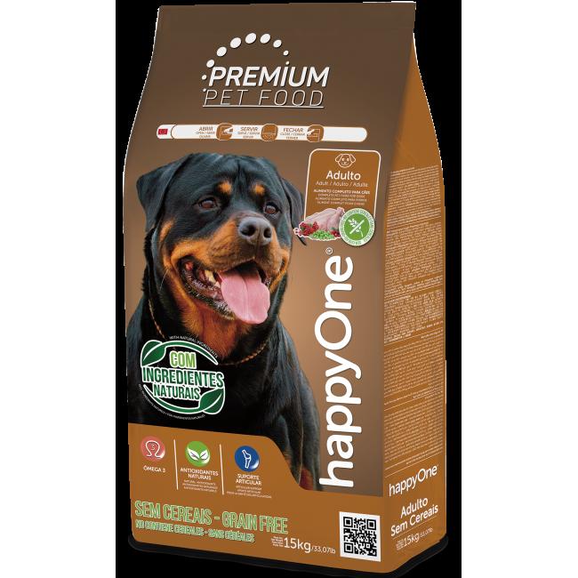 HappyOne Premium Cão Adulto Grain Free