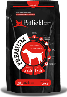 Petfield Premium Pet Food Premium
