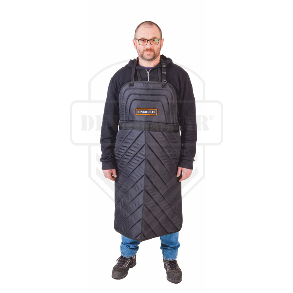 Avental de Proteção Longo em Kodura DINGO GEAR