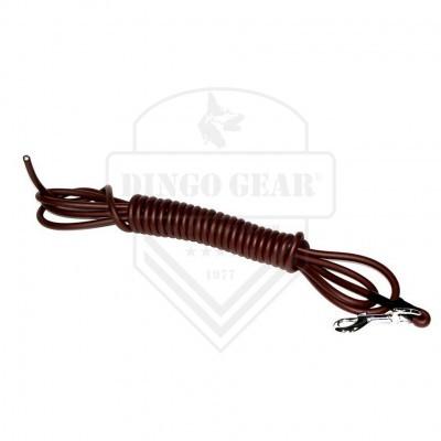 Corda Biothan em castanho para treino DINGO GEAR