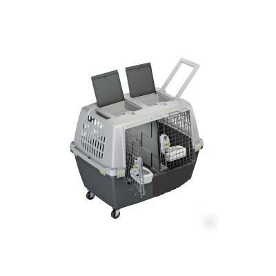 Transportadora GULLIVER TOURING IATA (2 cães) Stefanplast