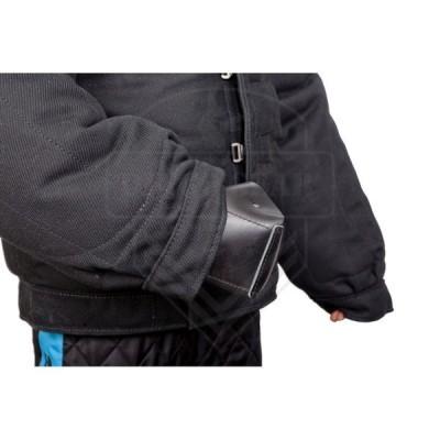 Protector de mão em couro DINGO GEAR