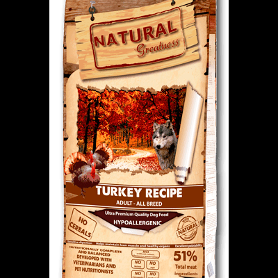 Natural Greatness Super Premium Recipe