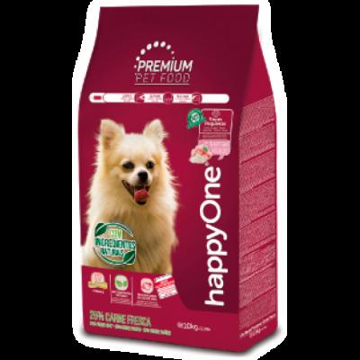 HappyOne Premium Cão Raças Pequenas