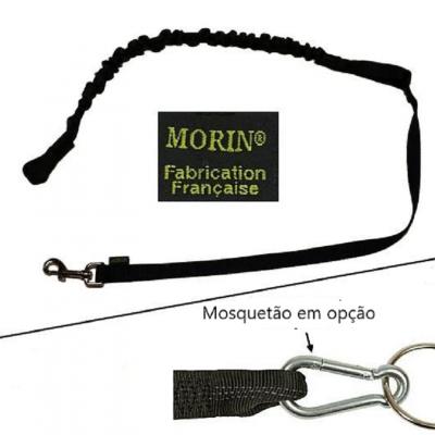 Trela de amortecedor elástico para 1 cão Canicross MORIN