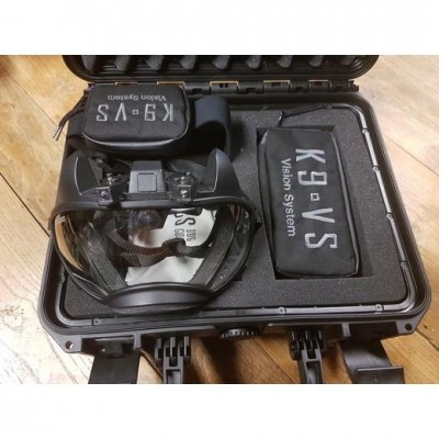 Câmera de bordo K9 VISION SYSTEM PRO