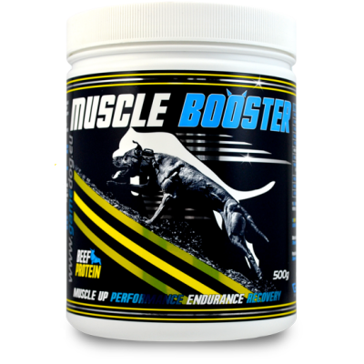 MUSCLE BOOSTER 500g