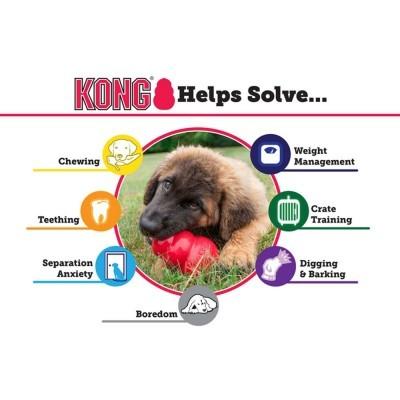 KONG Senior Rubber Toys