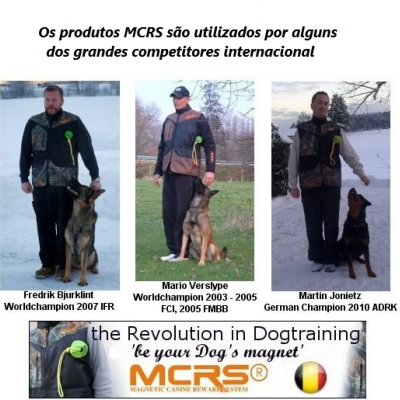 Colete para treinador MCRS
