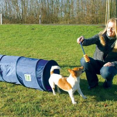 Túnel para treino de cães AGILITY TRAINING CONCEPT