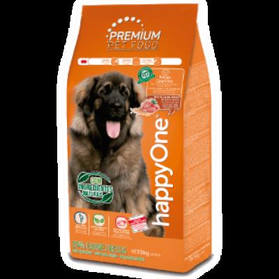 HappyOne Premium Cão Raças Grandes