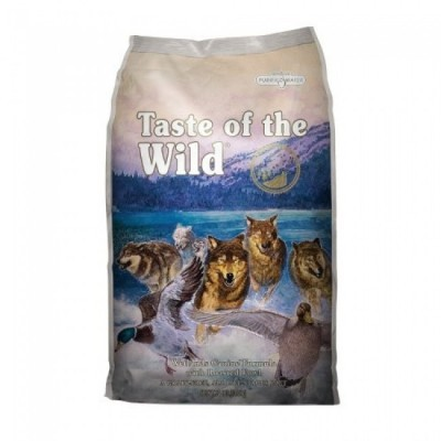 Taste of the Wild Wetlands Formula Canina c/ Aves Selvagens ( Pato )