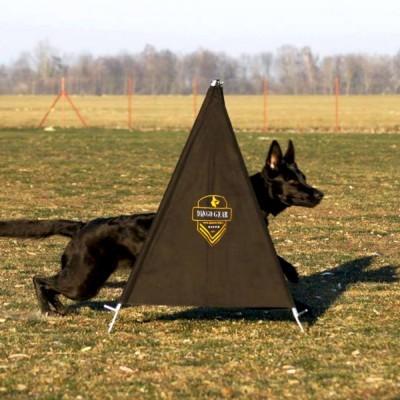 Tenda Esconderijo mini aro para treino DINGO GEAR